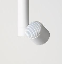 Products we like / lamp 7 White / lighting / at ZEN tube on Behance
