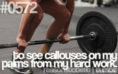 #0572 reason to work out