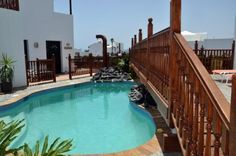 Casa Lila - 2 Bed Villa for rent in Punta Mujeres Lanzarote sleeps up to 4 from £477 / €525 a week