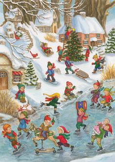 Vermont Christmas Company boasts the largest collection of Advent Calendars in the U. and well as a huge selection of Advent wreaths, Christmas cards, jigsaw puzzles and other traditional holiday favorites.