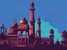 WIP - Imambara