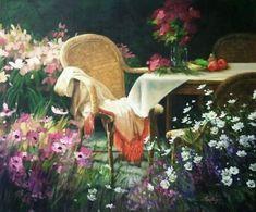Прекрасная живопись Lise Auger. Обсуждение на LiveInternet - Российский Сервис Онлайн-Дневников