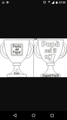 Coppa festa del papà