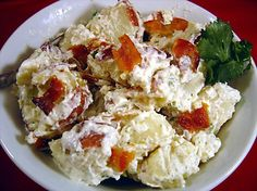 Dill Red Potato Salad  From one of my favorite sub shops in Utah...very yummy!