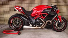 Ducati Diavel  Turbocharged by Wayne Patterson's Motorcycle Center