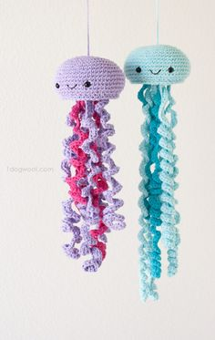 How to Crochet A Jellyfish