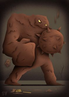 Clayface by scarlettveith.deviantart.com on @deviantART