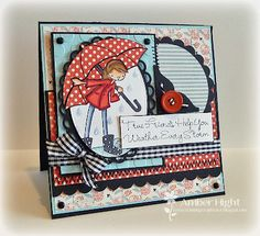 Favorite Finds Card - Amber Hight