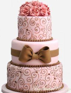 Sweet Lane wedding cake