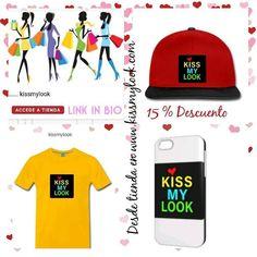 #mundodelamoda #tudecidestutelopones #inspiration #agustocontulook #bloggers #models #instagramers #spreadshirt #kissmylook #tw #15%descuento feliz día KISSESS  LINK IN BIO
