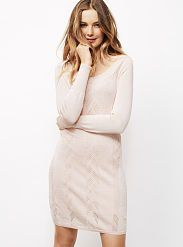 Pointelle Knit Dress - Victoria's Secret