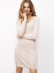 Pointelle Knit Dress - Victoria's Secret