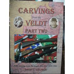 Australian Book about the history relics carvings of the Boer War