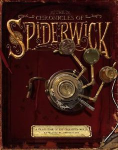 The Chronicles of Spiderwick series. Follow along as the Grace Children enter a world of trolls, fairies, dwarfs, elves and mythical creatures.