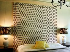 34 Brilliant DIY Headboard Ideas For Your Bedroom Decor