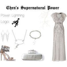 EXO Chen Supernatural Power Inspired Outfit