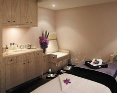 Take a peek into our treatments rooms