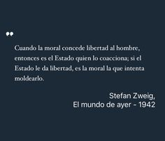 Estoy leyendo: El mundo de ayer: Memorias de un Europeo, Stefan Zweig #Libros #QueLeer