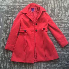 Forever 21 Red Peacoat ❄️☃ Forever 21 Red Peacoat ❄️☃ Size Medium Forever 21 Jackets & Coats Pea Coats