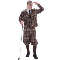 Men's 1930s Golfer Costume Stag Fancy Dress, Costume Dress, Dress Ideas, 1930s, Costumes, Dresses, Style, Fashion, Whimsical Dress