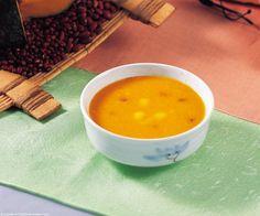 15 recettes incontournables de la cuisine coréenne - Hobakjuk (Bouillie de potiron et de riz)