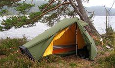 tält för fliluftsliv att sy och göra själv