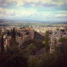 Etiqueta #Alhambra en Twitter
