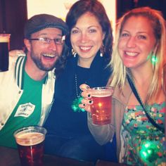 Klout's St. Patty's day pub crawl! via @Karie Sargent