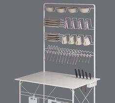 Burkhard Schäller: Modul-Küche