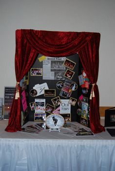 Theater Theme Graduation Cake 8 Quot 6 Quot Cakes With Modeling