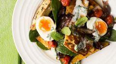 Nadia Lim's Indian-spiced haloumi | Recipes | Stuff.co.nz