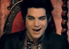 ❤ I love this video FOR YOUR ENTERTAINMENT look by Adam Lambert.