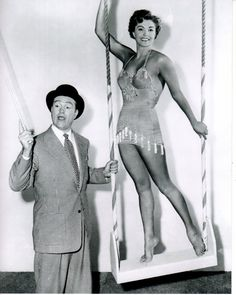 Red Skelton & Esther Williams