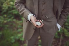 Wedding Pocket-watch,Vintage Jewellery Details, Handmade Weddings, May Wedding, Spring Wedding, Vintage, Chalk Lane Hotel, Tadworth Village Hall, Surrey, Rebecca Douglas Photography