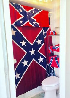 Tribute Confederate Flag