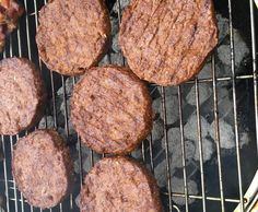 Rezept Hamburger Patties, Burger, Patty von Different - Rezept der Kategorie Hauptgerichte mit Fleisch