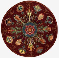 my next hobby: rug hooking