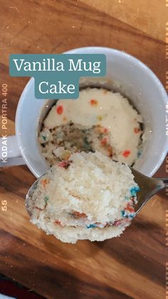 Mug Recipes, Easy Baking Recipes, Sweet Recipes, Dessert Recipes, Cooking Recipes, Delicious Desserts, Yummy Food, Tasty, Tandoori Masala