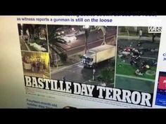 Terror: Coordinated Terror Attacks Hit France