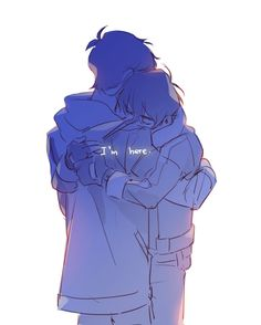 "VLD fanart - Lance & Keith ""I'm here I'm here I'm here"""
