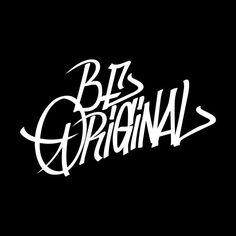 Be Original by Threadway Apparel Graffiti Lettering, Creative Lettering, Script Lettering, Typography Letters, Graffiti Art, Calligraphy, One Word Art, Inspirational Quotes For Women, Sounds Good