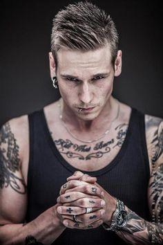#boy #tattoos #inked