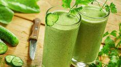 Healthy juice recipes 156500155776457228 - Smoothie concombre citron Source by ninax Detox Juice Recipes, Green Smoothie Recipes, Juice Smoothie, Detox Drinks, Healthy Drinks, Healthy Eating, Cucumber Smoothie, Drink Recipes, Smoothie Blender