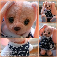 textile Bunny