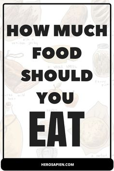 Fitness | Workout | Exercise | Beginner | How Much Food Should You Eat