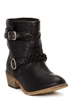 Bucco, Klarissa Flat Short Boot
