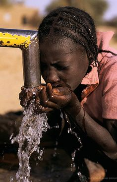 A recipe for good health: safe water and sanitation