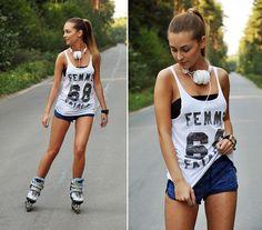 .Femme Fatale (by Karina P.) http://lookbook.nu/look/3970866-Femme-Fatale