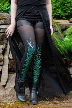 dfcf30277803c 14 Best mermaid tights images | Socks, Tights, Panty Hose