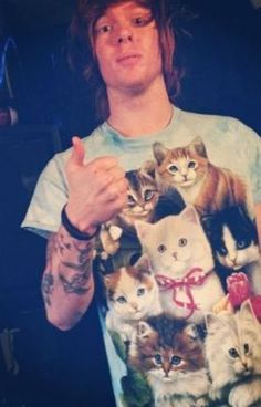 Alan Ashby.... His Shirt.....I just..lost my words :o